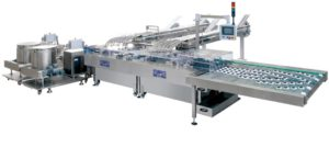 Sandwiching machine