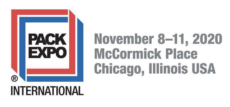 PACKEXPO 2020 – CHICAGO